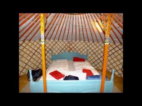 Reisen: Übernachtung in der Jurte