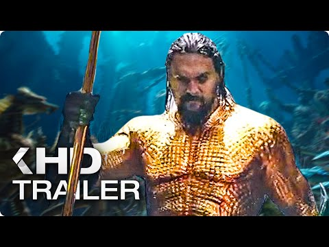 AQUAMAN Extended Trailer 2 German Deutsch (2018)